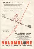 american molasses company 1959 nulomoline balance formulas vintage ad