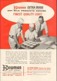bowman dairy company 1958 prettack brunner meyer baking vintage ad