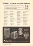 Kuhlman Electric Company 1942 Vintage Catalog Power Transformers