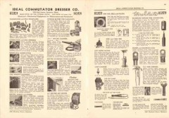Ideal Commutator Dresser Company 1942 Vintage Catalog Electrical Equip