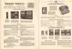 Automatic Switch Company 1942 Vintage Catalog Remote Control Transfer
