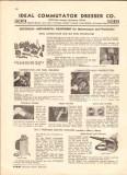 Ideal Commutator Dresser Company 1943 Vintage Catalog Mica Slip Ring