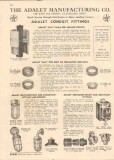 Adalet Mfg Company 1944 Vintage Catalog Electric Sali Conduit Fittings