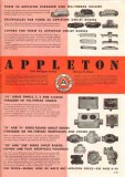 Appleton Electric Company 1948 Vintage Catalog Unilet Conduit Fittings