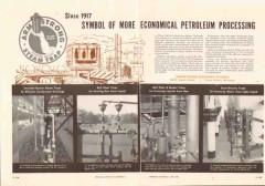 Armstrong Machine Works 1959 Vintage Ad Economical Petroleum Process