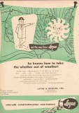 Layne Bowler Company 1927 Vintage Ad Oil Water Pump Whether Weather