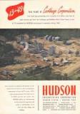 Hudson Engineering Corp 1950 Vintage Ad Carthage Gas Distillate Plant