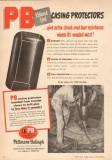 Byron Jackson Company 1950 Vintage Ad Patterson-Ballagh PB Protectors