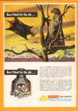 Hughes Tool Company 1950 Vintage Ad Oil Drilling Taguan Best Fitted