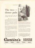 martin cantine company 1926 rudolph tandler coated papers vintage ad