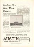 austin company 1926 modern printing plant haddon press vintage ad