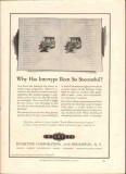 intertype corp 1926 successful composing machine printing vintage ad