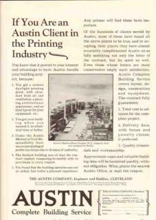 austin company 1926 haddon press camden nj printing shop vintage ad