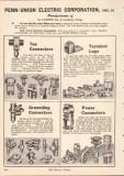 Penn-Union Electric Corp 1949 Vintage Catalog Power Ground Connectors