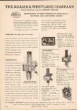 Adams Westlake Company 1951 Vintage Catalog Electrical Adlake Relays