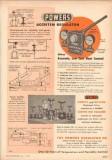 Powers Regulator Company 1953 Vintage Ad Accritem Heat Control Valves