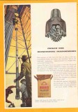 Hughes Tool Company 1953 Vintage Ad Oil Field Outstanding Performance
