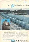 J B Beaird Company 1953 Vintage Ad Oil Pressure Storage Tanks X-rayed