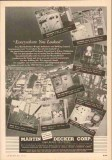 Martin-Decker Corp 1953 Vintage Ad Weight Indicators Drilling Control