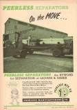 Peerless Mfg Company 1953 Vintage Ad Oil Separators Move Liquids Gases