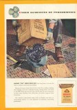 Hughes Tool Company 1953 Vintage Ad Oil Field Rock Bits Performance OW
