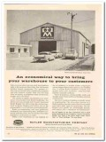 Butler Mfg Company 1959 Vintage Ad Milwhite Mud Sales Casper Warehouse