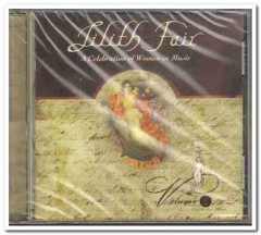 lilith fair - a celebration of women in music volume 2 1999 sealed cd