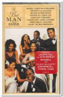 best man - music from motion picture 1999 sealed cassette tape