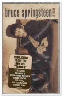 bruce springsteen - 18 tracks rock music sealed cassette tape
