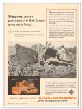 allis-chalmers 1959 hd-11 productive 8-ft dozer tractor vintage ad