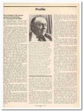 profile 1973 burns nugent national assoc broadcasters vintage article