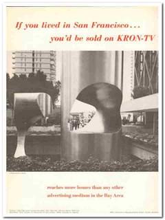 kron-tv 1973 embarcadero center san francisco tv media vintage ad