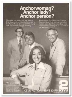 ktvu 1973 anchor marcia brandwynne george reading tv media vintage ad