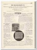 Billings-Chapin Company 1931 Vintage Catalog Coating Damp-Proof Driwal
