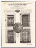 Art Metal Construction Company 1931 Vintage Catalog Decorative Bronze