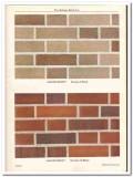 Belden Brick Company 1931 Vintage Catalog Service Color Texture Size
