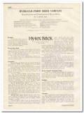 Hydraulic Press Brick Company 1931 Vintage Catalog Hy-Tex Face Enamel
