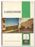 Ceco Steel Products Corp 1962 Vintage Catalog Windows Aluminum