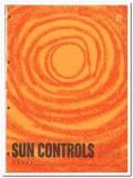 Brown Mfg Company 1962 Vintage Catalog Window Sun Controls Exterior