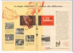 CB Southern Inc 1959 Vintage Ad Cooper-Bessimer Packaged Compressors