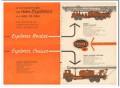 Cabot Shops Inc 1959 Vintage Ad Oil Gas Franks Explorer Rocket Cruiser