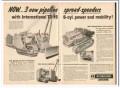 international harvester 1959 td-15 pipeline spread-speeders vintage ad