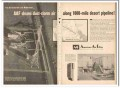 American Air Filter Company 1959 Vintage Ad Cleans Dust-Storm Pipeline