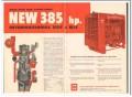 International Harvester Company 1959 Vintage Ad Engine UDT-817 385HP