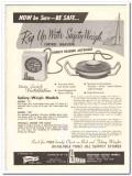 Bradford Motor Works 1959 Vintage Ad Oil Safe Rig Up Control Indicator