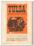 International Petroleum Exposition 1959 Vintage Ad Oil Motors Drives