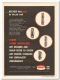 Larkin Packer Company 1959 Vintage Ad Oil Field Casing Centralizer