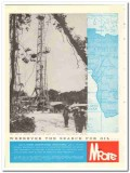 Lee C Moore Corp 1959 Vintage Ad Oil Steel Structures Wherever Search