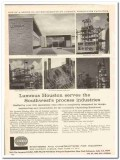 Lummus Company 1959 Vintage Ad Houston Southwest Process Industries