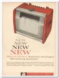Martin-Decker Corp 1959 Vintage Ad Oil Electric Drilloger Recording